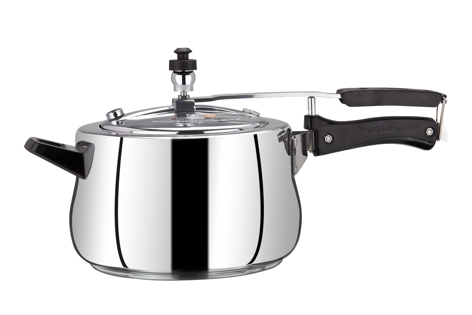 Induction Compatible Pressure Cooker Pritam