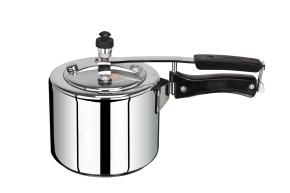 Aluminium Inner Lid Pressure Cooker – 03 Ltrs