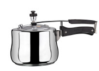 Aluminium Inner Lid Pressure Cooker – 02 Ltrs – Belly +