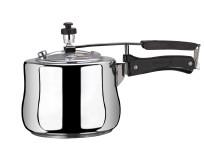 Aluminium Inner Lid Pressure Cooker – 03 Ltrs – Belly +