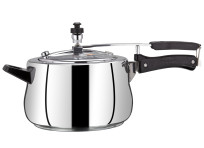 Aluminium Inner Lid Pressure Cooker – 05 Ltrs – Belly